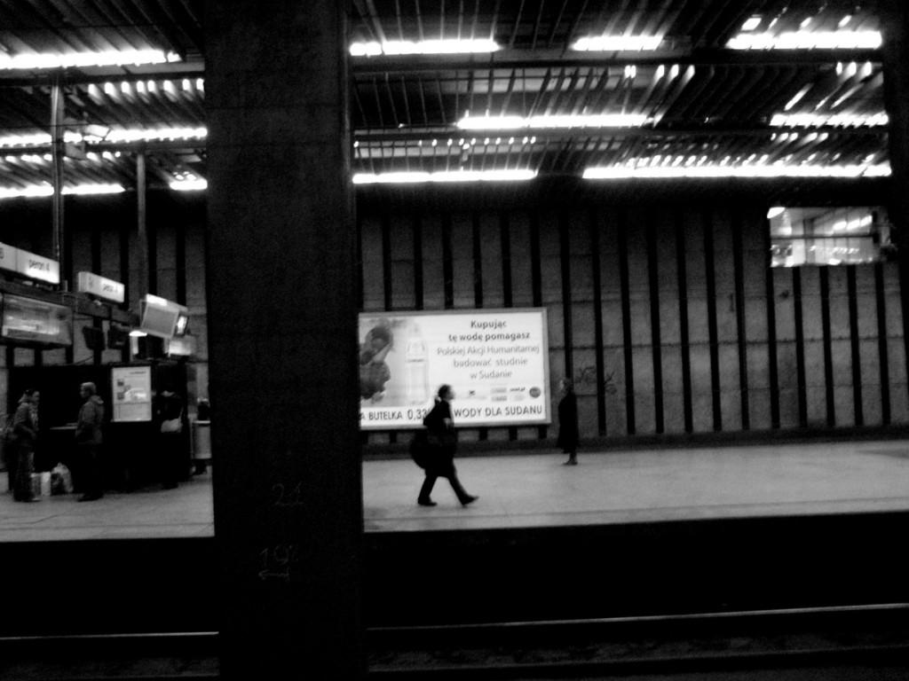 Warszawa Centralna, Warsaw, Oct.2009