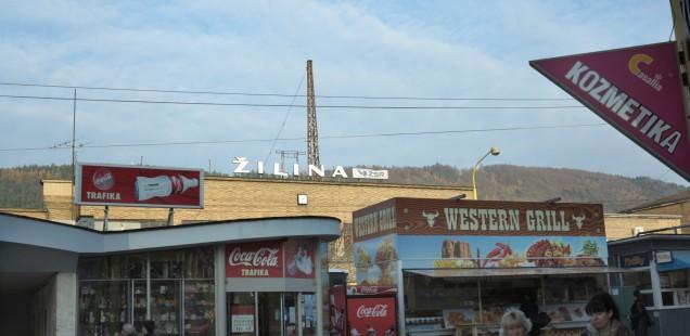 ジリナ、スロバキア、29時間。2013年11月16日。